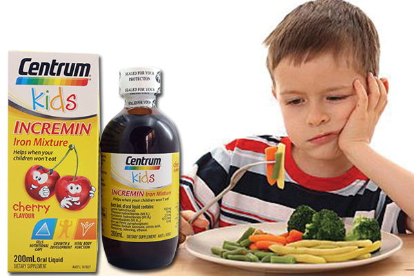 Vitamin Centrum Kids Incremni Úc (200ml)